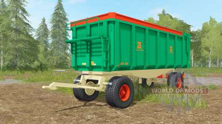 Aguas-Tenias GAT20 wheels selection for Farming Simulator 2017