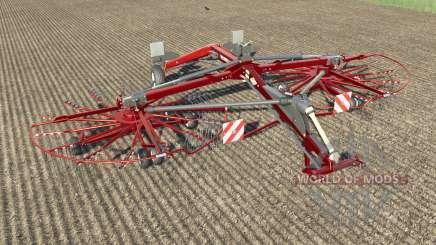 Kuhn GA 9531 metallic edit for Farming Simulator 2017