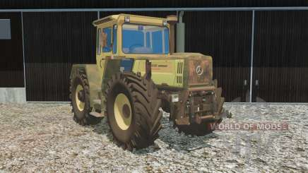 Mercedes-Benz Trac 1800 Intercooler soiled for Farming Simulator 2015