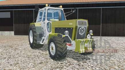 Fortschritt ZT 303 dead weight 7730 kg. for Farming Simulator 2015