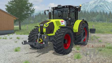 Claas Arion 620 vivid lime green for Farming Simulator 2013
