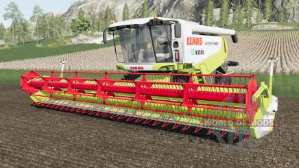 Claas Lexion 580 washable for Farming Simulator 2017