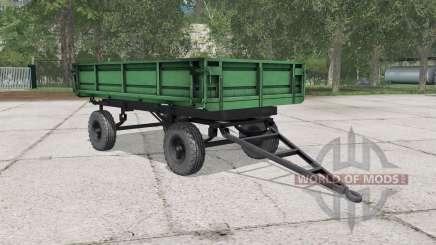 PTS-4 light green for Farming Simulator 2015