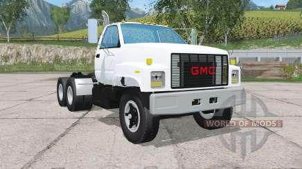 GMC TopKick C7500 for Farming Simulator 2015