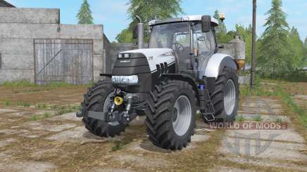 Case IH Puma with multiple designs to choose for Farming Simulator 2017