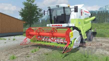 Claas Mega 370 for Farming Simulator 2013