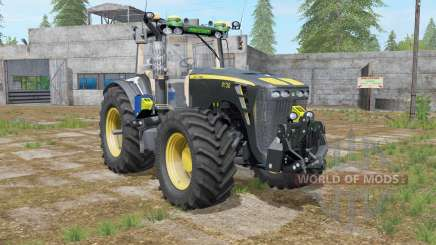 John Deere 8030 in black for Farming Simulator 2017