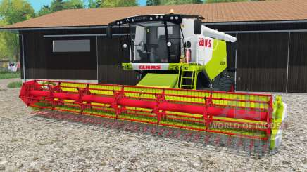 Claas Lexion 770 TerraTrac & Vario for Farming Simulator 2015