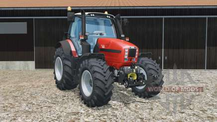 Same Fortis 190 little wider tires for Farming Simulator 2015