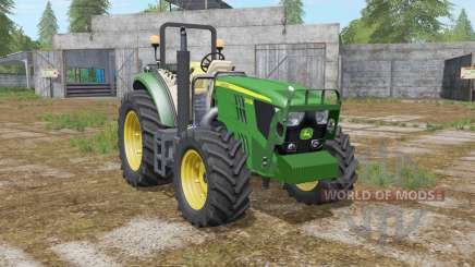 John Deere 5085M & H240 for Farming Simulator 2017