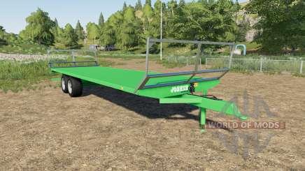 Joskin Wago ST8000 washable for Farming Simulator 2017