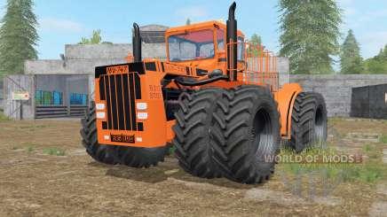 Big Bud 16V-747 orange for Farming Simulator 2017