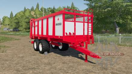 Annaburger HTS 16.04 for Farming Simulator 2017
