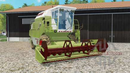 Claas Dominator 86 & C450 for Farming Simulator 2015