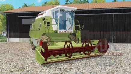 Claas Dominator 86 & C450 for Farming Simulator 2015