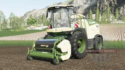 Krone BiG X 1180 Agravis Logo for Farming Simulator 2017
