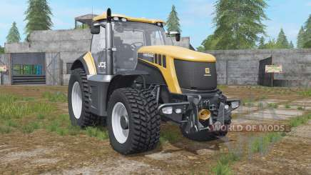 JCB Fastrac 8310 version route for Farming Simulator 2017