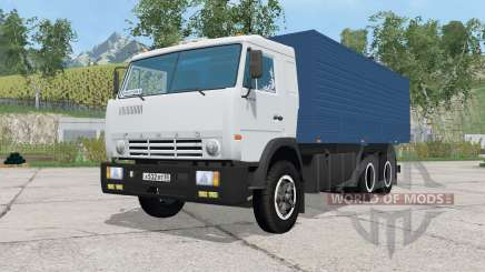 KamAZ-53212 with pricepe for Farming Simulator 2015