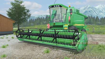 John Deere 9640 WTS for Farming Simulator 2013