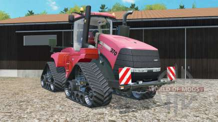 Case IH Steiger 370 Quadtrac for Farming Simulator 2015