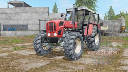 Ursus 1614 sunset orange for Farming Simulator 2017