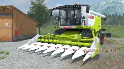 Claas Lexion 700 for Farming Simulator 2013