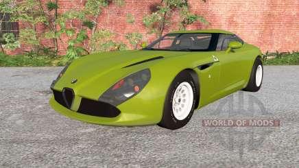Alfa Romeo TZ3 Stradale 2011 for BeamNG Drive