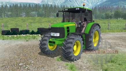 John Deere 6330 Premium for Farming Simulator 2013