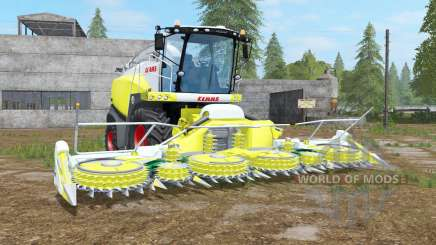 Claas Jaguar 800 for Farming Simulator 2017