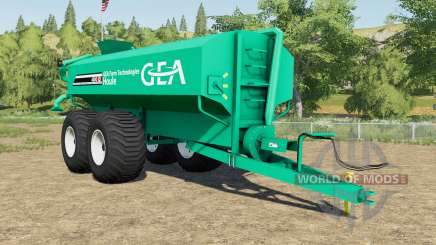 GEA EL-series for Farming Simulator 2017