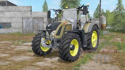 Fendt 700 Vario gold fusion for Farming Simulator 2017