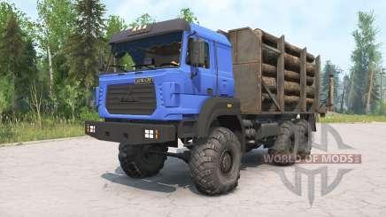 Ural-63685 for MudRunner