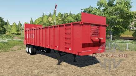 Artex TR3606-8 for Farming Simulator 2017