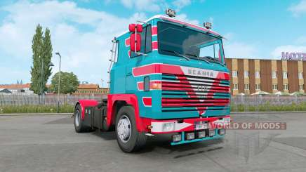 Scania LB110S for Euro Truck Simulator 2
