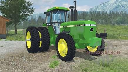 John Deere 4850 for Farming Simulator 2013