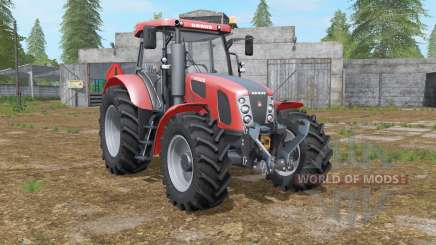 Ursus 15014 improved turning radius for Farming Simulator 2017