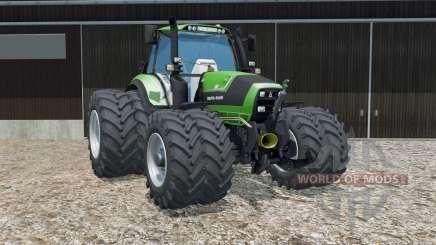 Deutz-Fahr 6190 TTV Agrotron for Farming Simulator 2015