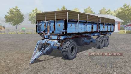 PTS-12 soft blue for Farming Simulator 2013