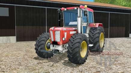 Schluter Super 1500 TVL Special for Farming Simulator 2015