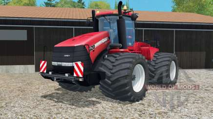 Case IH Steiger 620 wide tyre for Farming Simulator 2015