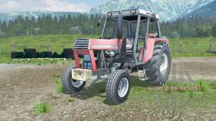 Ursus 1002 front loader for Farming Simulator 2013