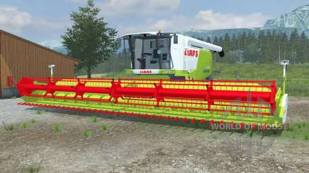 Claas Lexion 770 & Vario 1200 for Farming Simulator 2013