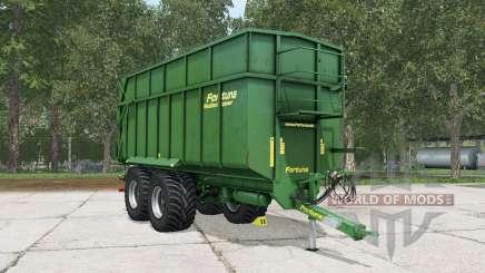 Fortuna FTM 200-6.0 dead weight 7130 kg. for Farming Simulator 2015
