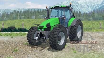 Deutz-Fahr Agrotron 120 MK3 manual ignition for Farming Simulator 2013
