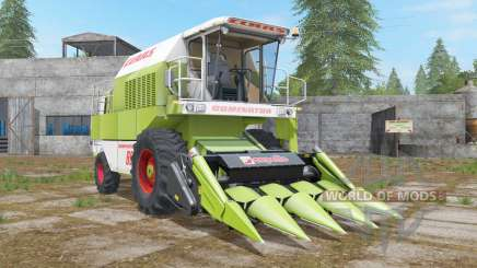Claas Dominator 88S android green for Farming Simulator 2017