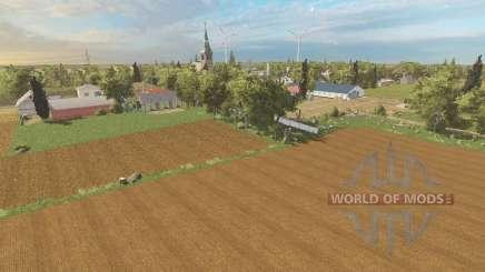 Podkarpacie for Farming Simulator 2015