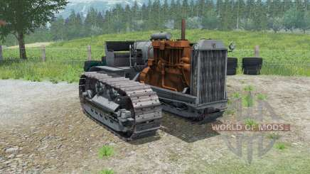 S-60 Stalinets for Farming Simulator 2013