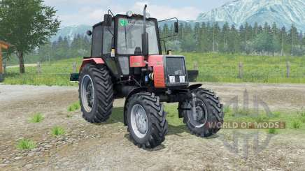 MTZ-892 Belarus in full size for Farming Simulator 2013