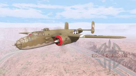 North American B-25 Mitchell v6.0 for BeamNG Drive