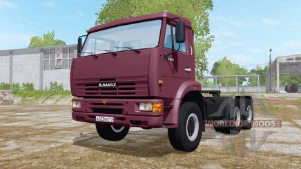 KamAZ-65116 color for Farming Simulator 2017